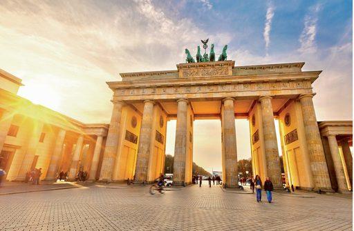 Công trình kiến trúc nổi tiếng thế giới của Đức