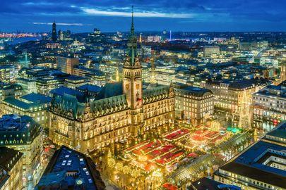 Những thành phố giàu có nước Đức